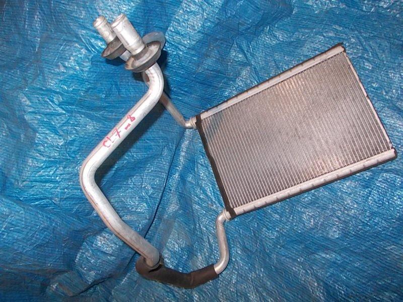 Радиатор отопителя Honda Accord CL7 K20A 2003