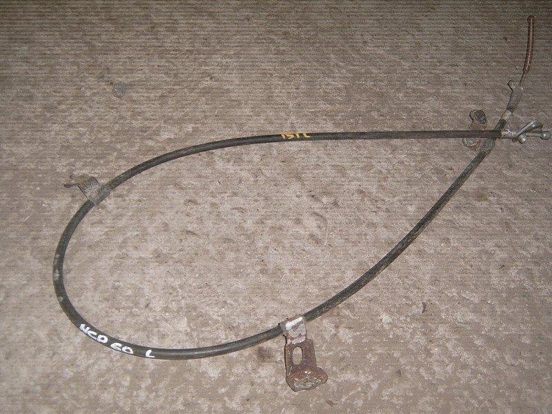 Трос ручника Toyota Ist NCP60 задний левый