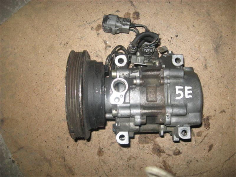 Компрессор кондиционера Toyota 5E-FE