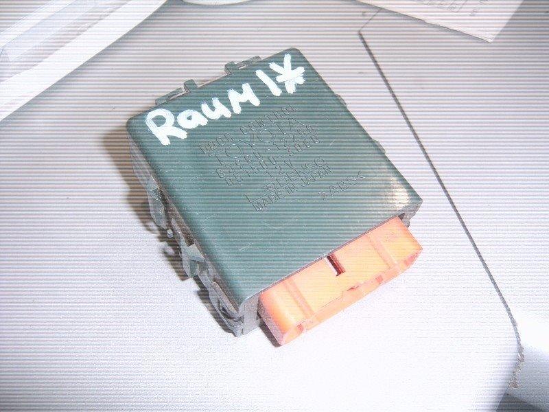 Блок управления Toyota Raum EXZ10