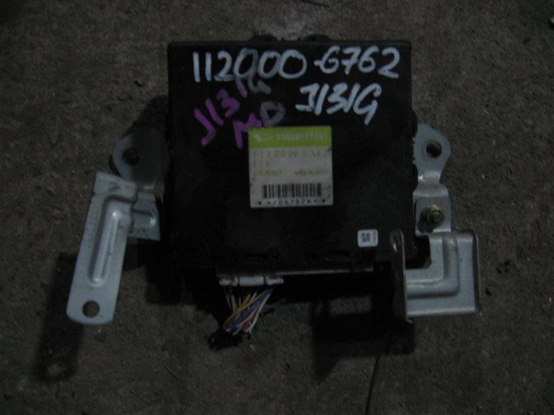 Блок управления двс Daihatsu Terios Kid J131G EF 2000