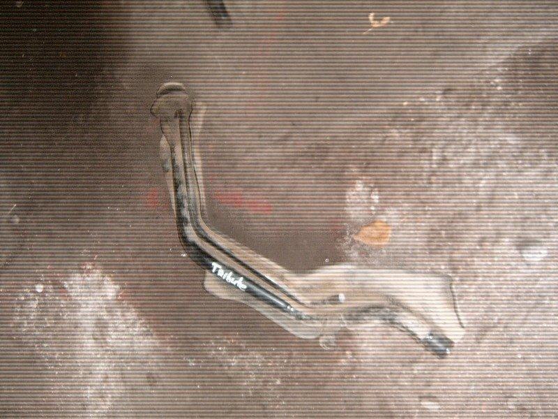 Горловина топливного бака Mazda Tribute EP3W AJ 2003