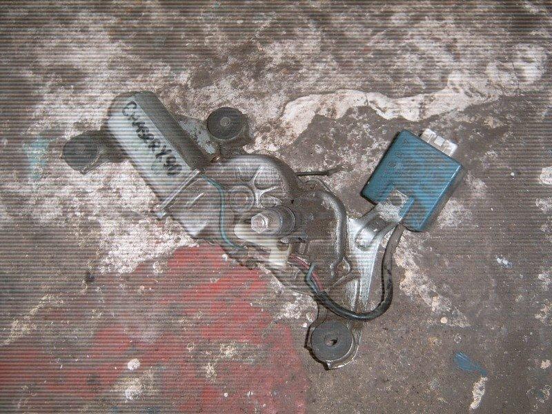 Привод дворников Toyota Chaser JZX90 задний