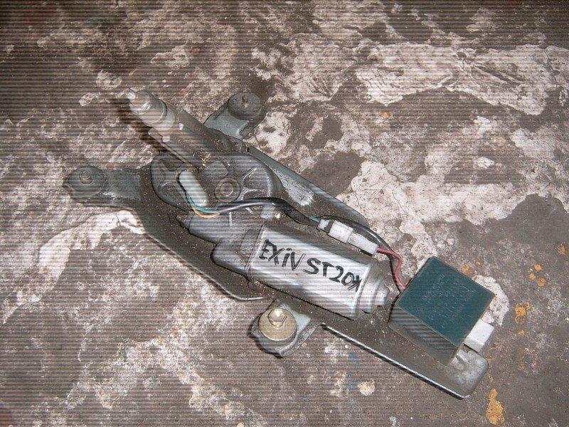 Привод дворников Toyota Corona Exiv ST200 задний