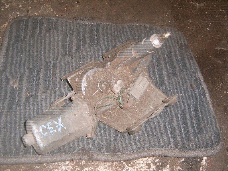 Привод дворников Honda Rafaga CE4 задний