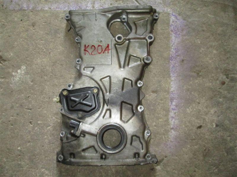 Лобовина двс Honda Edix BE3 K20A 2004
