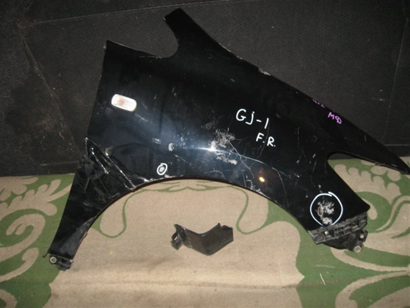 Крыло Honda Airwave GJ1 L15A 2006 переднее правое