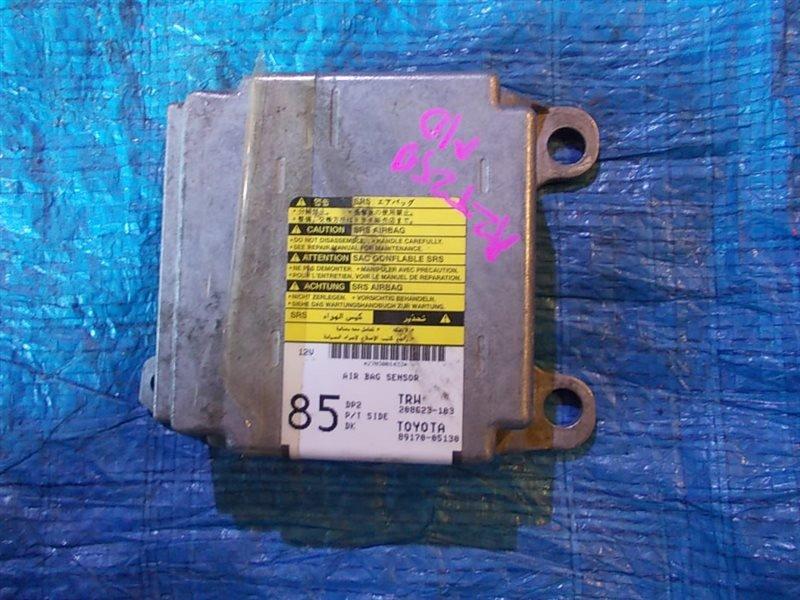 Блок управления airbag Toyota Avensis AZT250 1AZ-FSE 2006