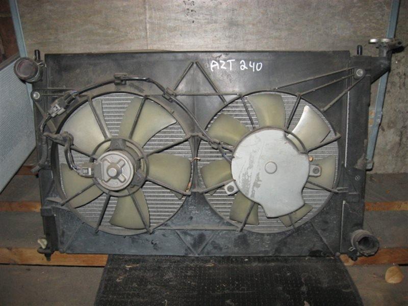 Радиатор двигателя Toyota Allion AZT240 1AZ-FSE