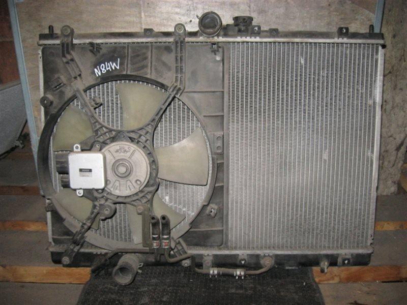 Радиатор двигателя Mitsubishi Chariot Grandis N84W 1998