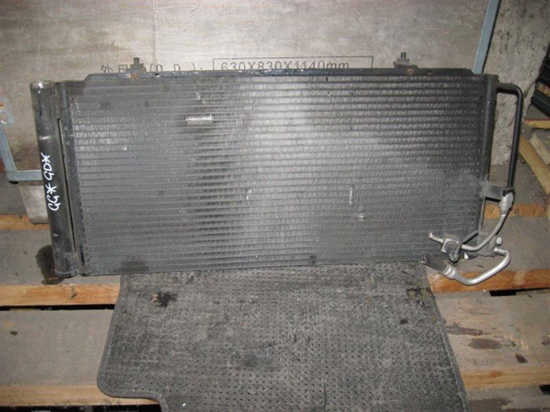 Радиатор кондиционера Subaru Impreza GG3