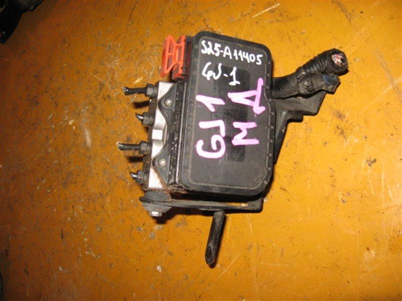 Блок abs Honda Airwave GJ1 L15A 2006