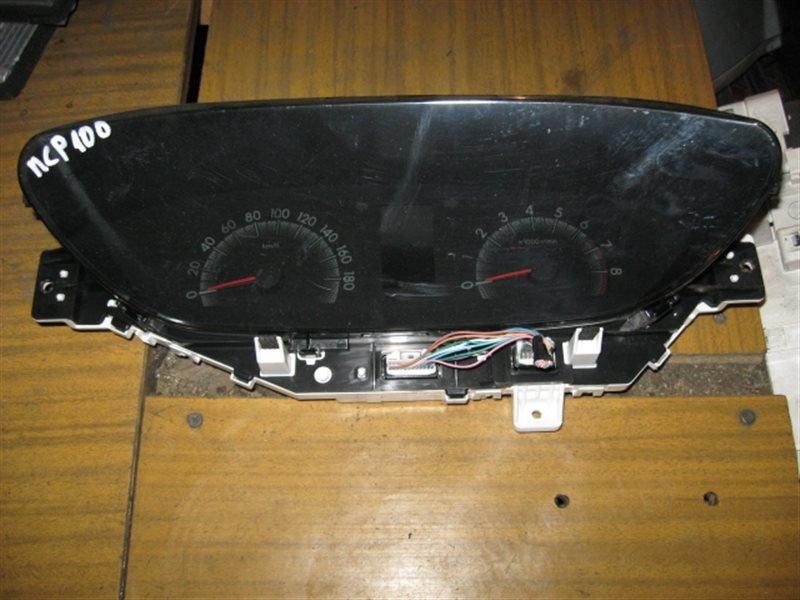 Панель приборов Toyota Ractis NCP100