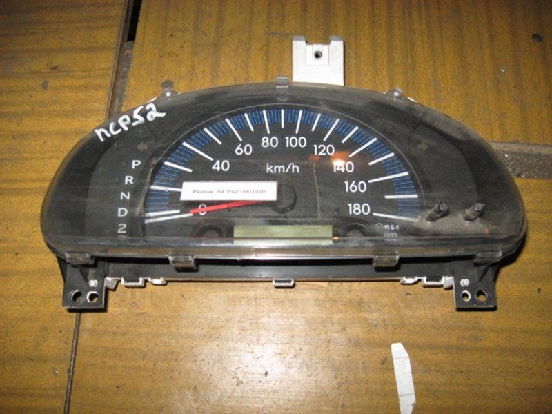 Панель приборов Toyota Probox NCP50V 2003