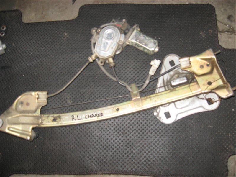 Стеклоподъемник Toyota Chaser JZX100 задний левый