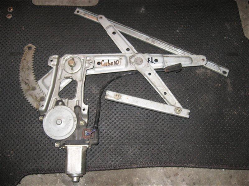 Стеклоподъемник Nissan Cube AZ10 передний левый