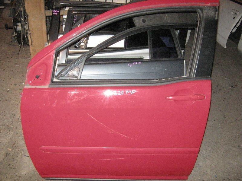 Дверь боковая Toyota Raum NCZ20 1NZ-FE 2003 передняя левая