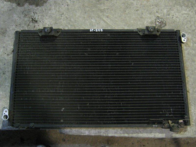 Радиатор кондиционера Toyota Celica ST205 3S-GTE 1998