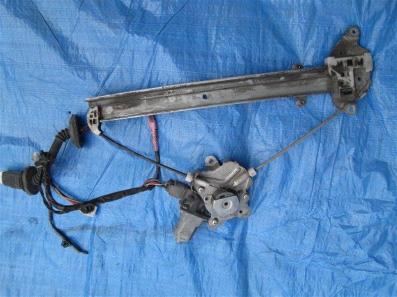 Стеклоподъемник Mitsubishi Lancer CS5W 4G93 задний правый