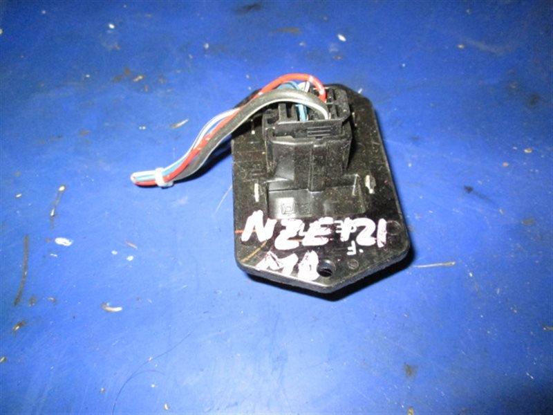 Реостат Toyota Corolla Fielder NZE121 1NZ-FE 2003