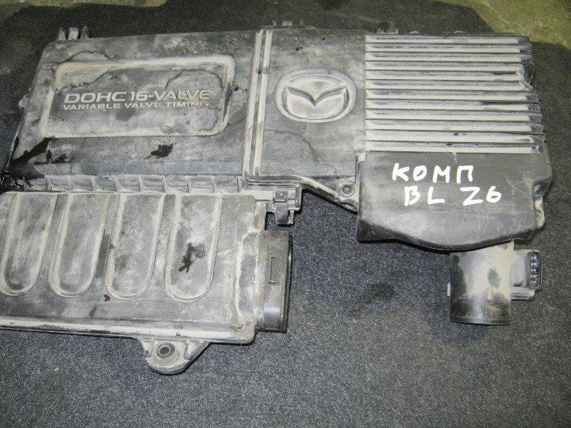 Корпус воздушного фильтра Mazda Mazda 3 BL5 Z6 2009