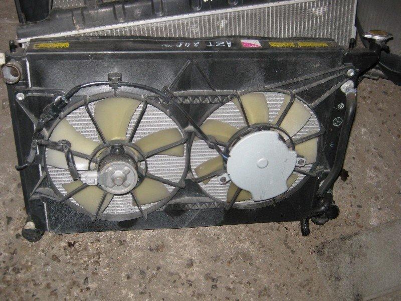 Радиатор двигателя Toyota Caldina AZT241W 1AZ-FSE