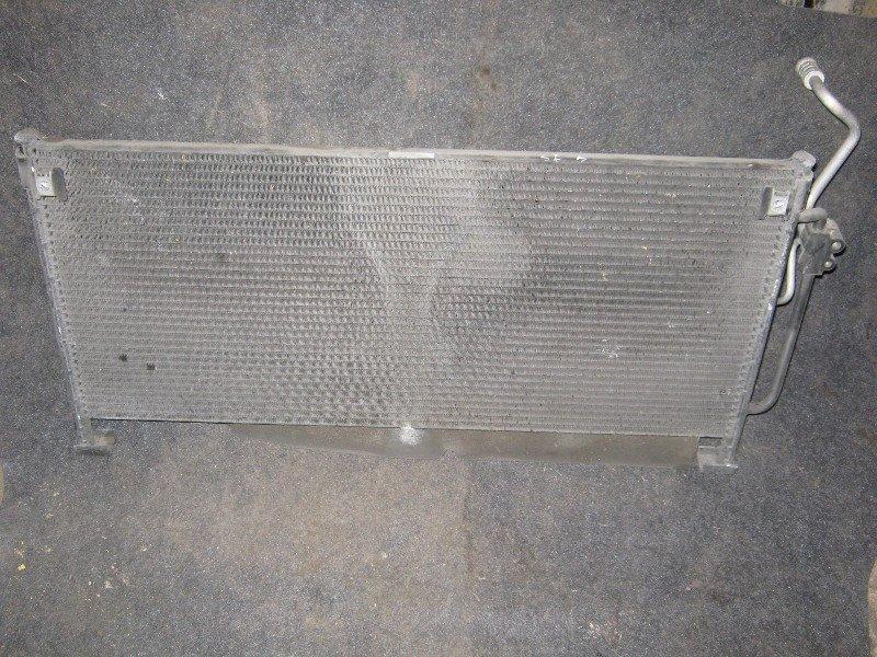 Радиатор кондиционера Subaru Forester SF5 EJ20 2000