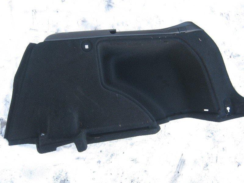 Обшивка багажника Toyota Caldina AZT241W задняя правая