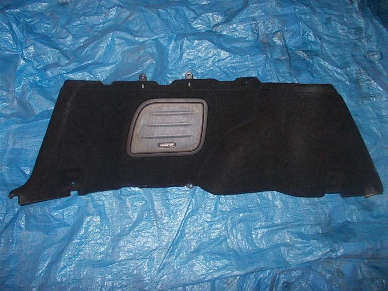 Обшивка багажника Subaru Forester SG5 2005 задняя левая нижняя