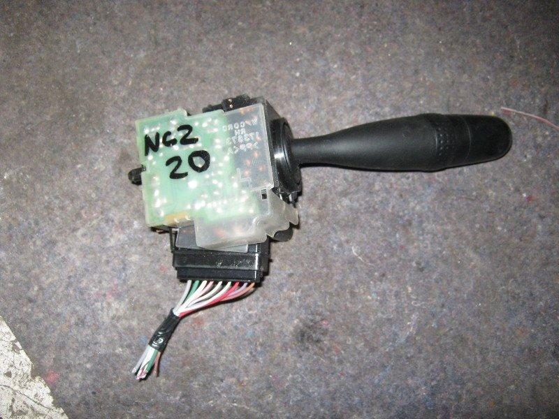 Переключатель стеклоочистителя Toyota Raum NCZ20 1NZ-FE