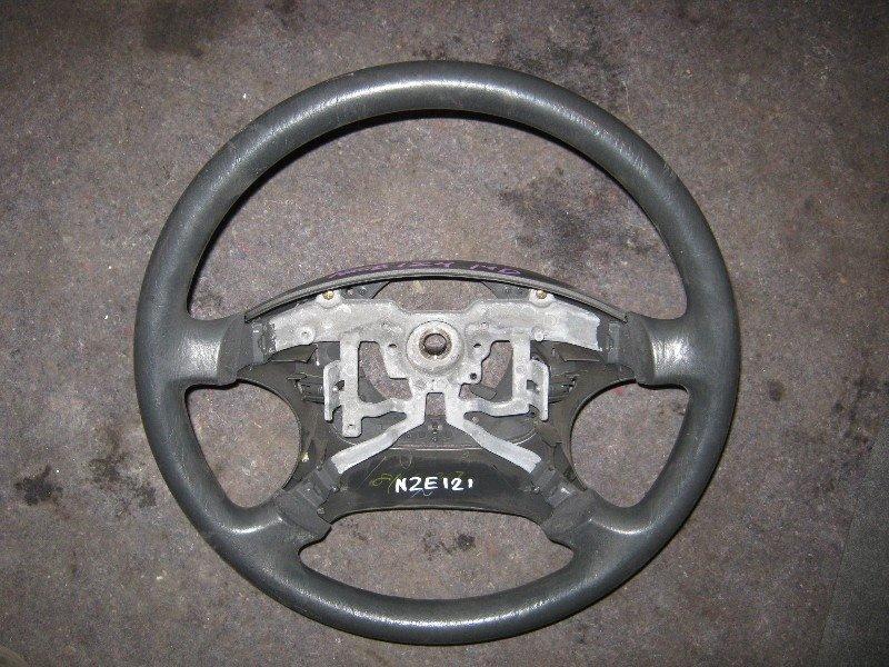 Руль Toyota Corolla Fielder NZE124 1NZ-FE 2002