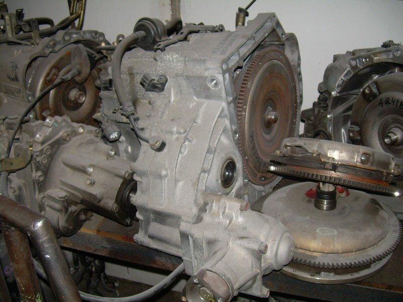 Акпп Honda Accord CL8 K20A 2004