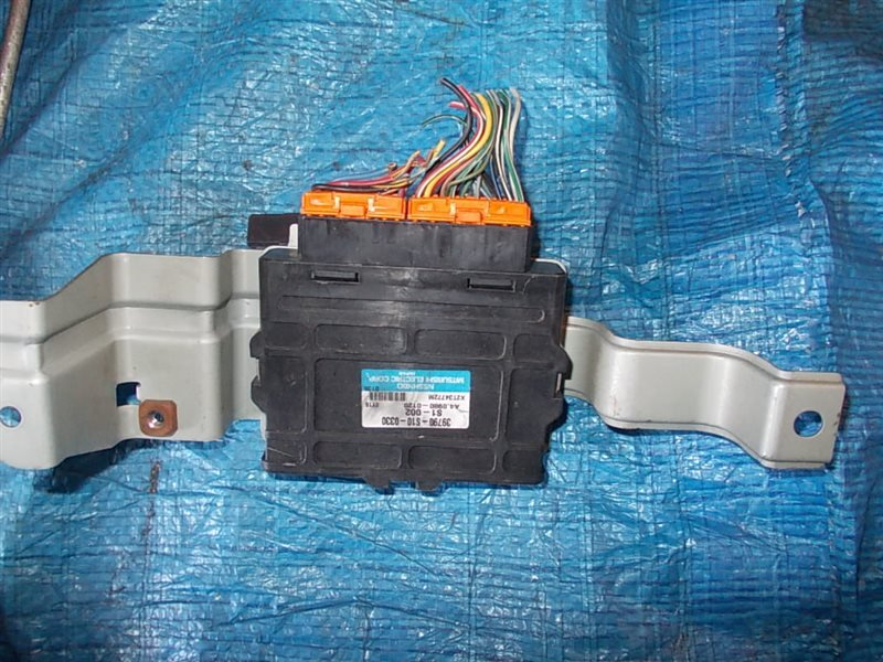 Блок управления Honda Cr-V RD1 B20B