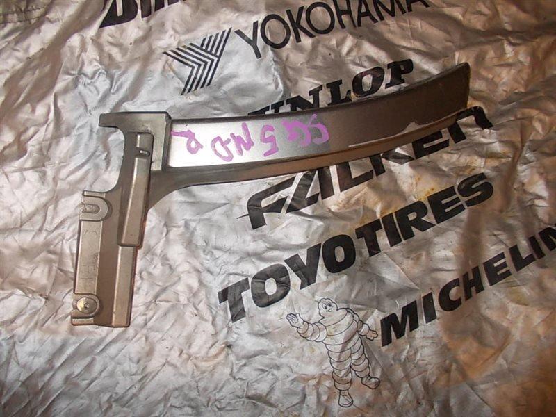Накладка на крыло Subaru Forester SG5 EJ20 2006 задняя правая