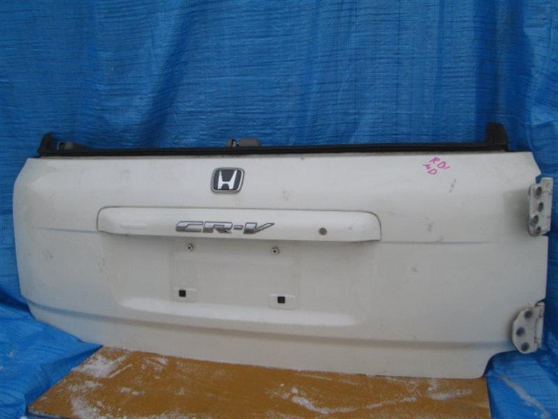 Дверь 5я Honda Cr-V RD1 B20B 1999