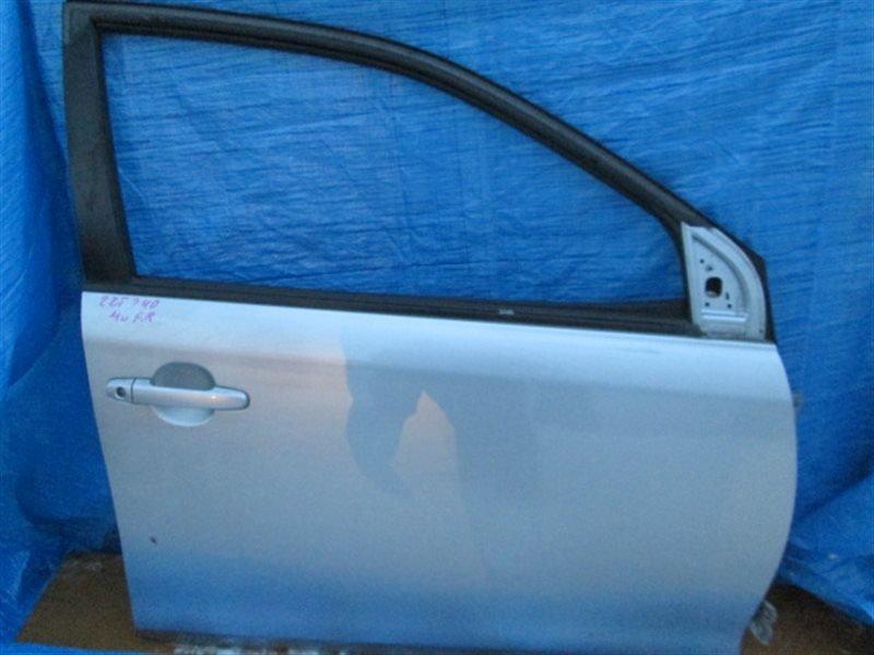 Дверь боковая Toyota Allion ZZT240 1ZZ-FE 2005 передняя правая