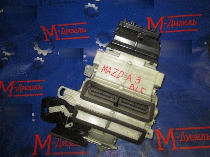 Корпус вентилятора отопителя Mazda Mazda 3 BL5 Z6 2009