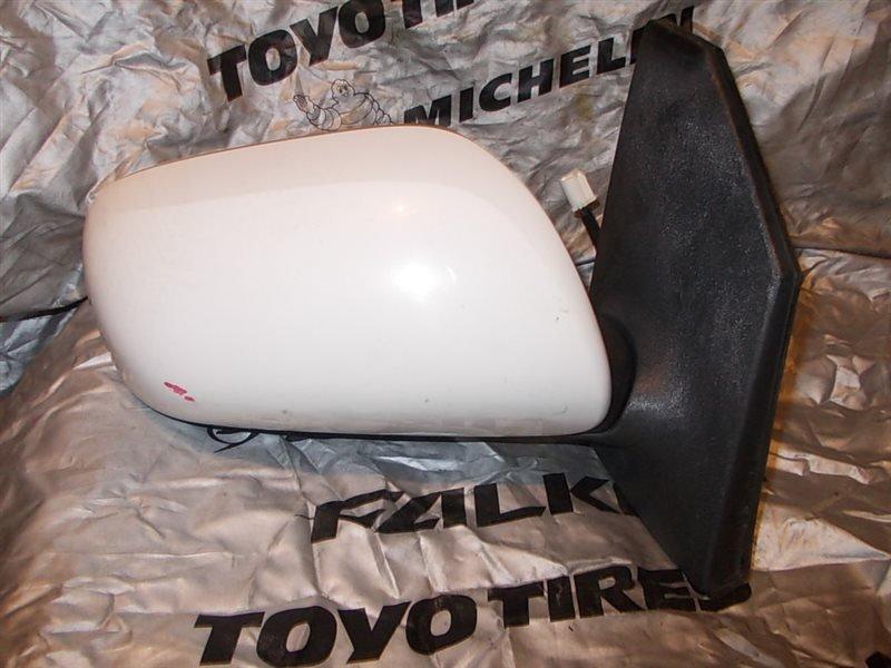 Зеркало боковое Toyota Corolla Axio NZE141 2008 переднее правое