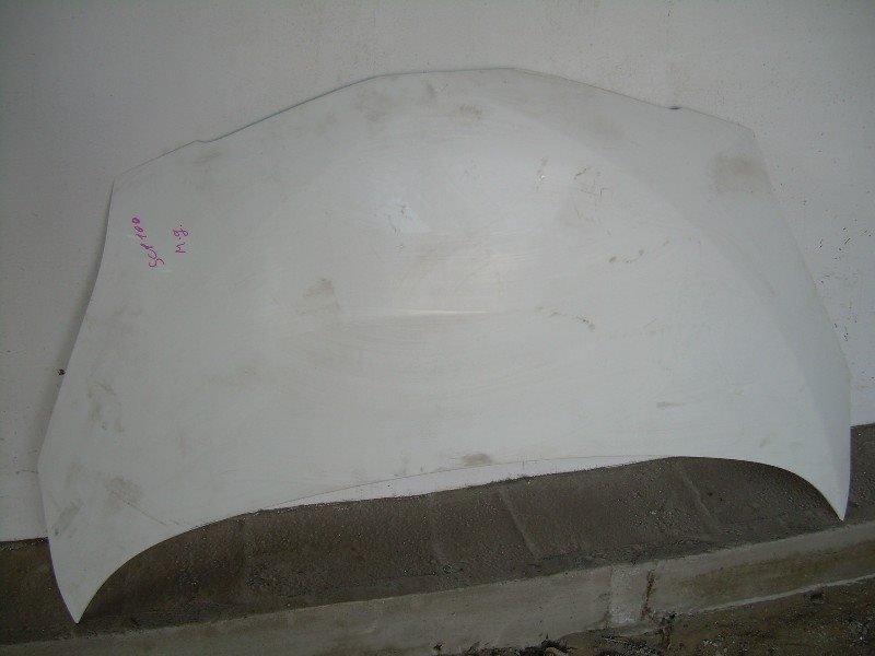 Капот Toyota Ractis NCP100
