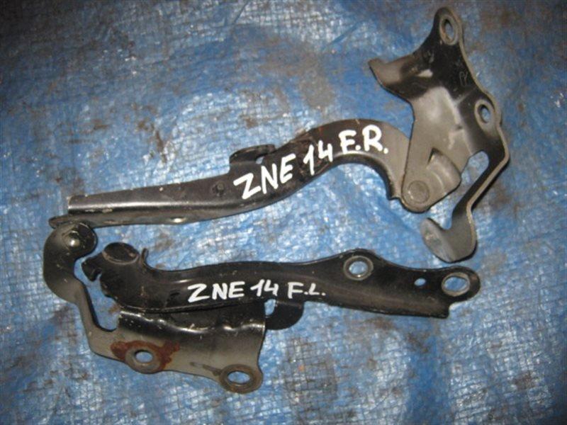Петля капота Toyota Wish ZNE14G 1ZZ-FE 2003