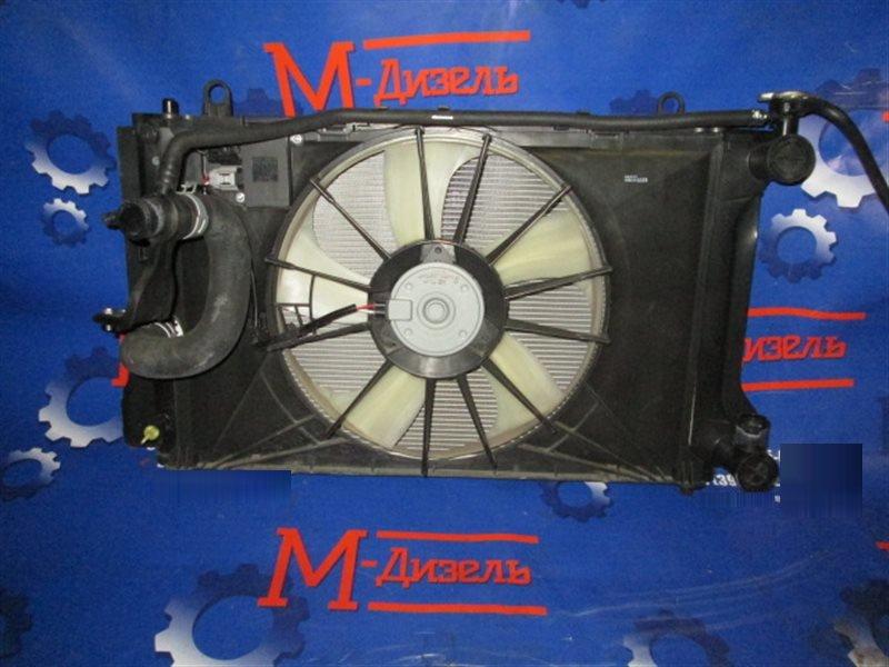 Радиатор двигателя Toyota Corolla Axio NZE141 1NZ-FE 2008