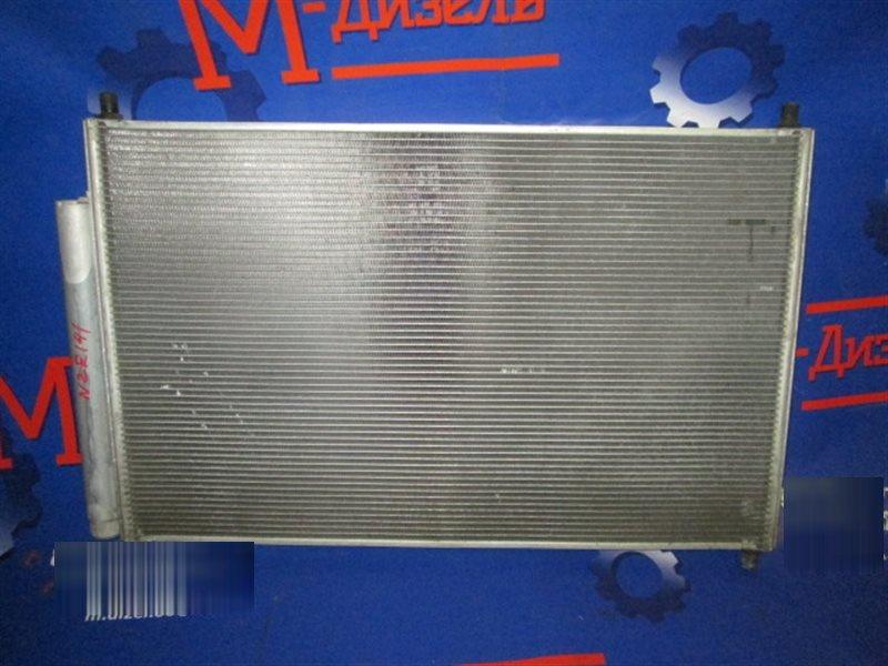 Радиатор кондиционера Toyota Corolla Axio NZE141 1NZ-FE 2008