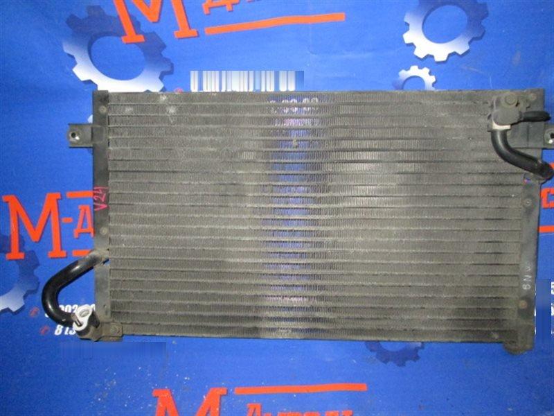 Радиатор кондиционера Mitsubishi Pajero V24W 4D56 1993
