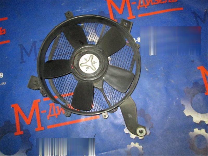 Диффузор радиатора Mitsubishi Pajero V24W 4M40 1993