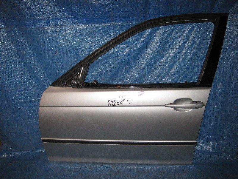 Дверь боковая Bmw 318I E46 N42B20 2003 передняя левая