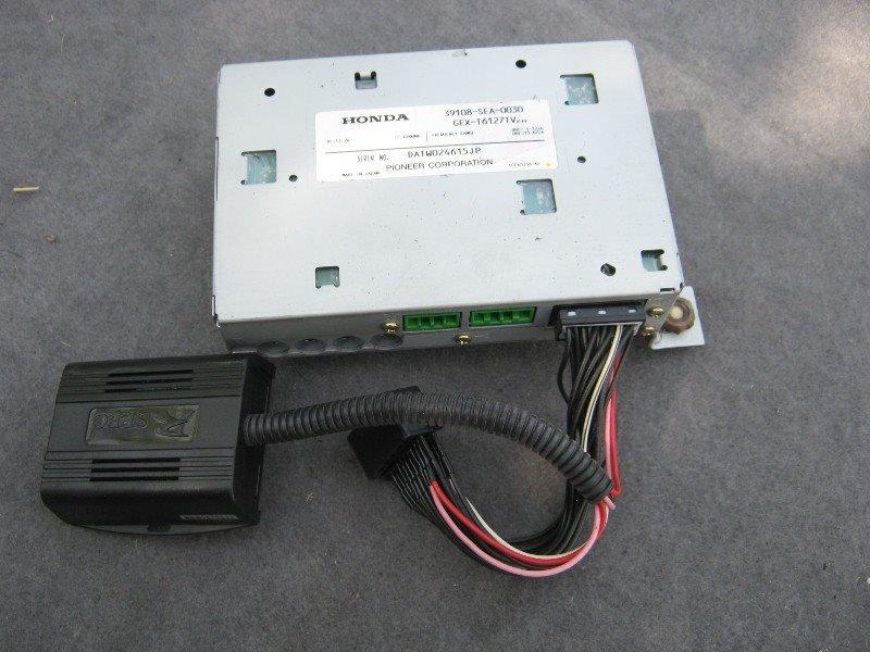 Блок управления Honda Accord CL8 K20A 2004
