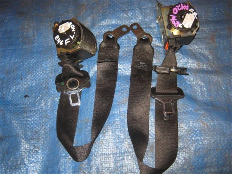Ремень безопасности Bmw 318I E46 N42B20 2003 передний левый