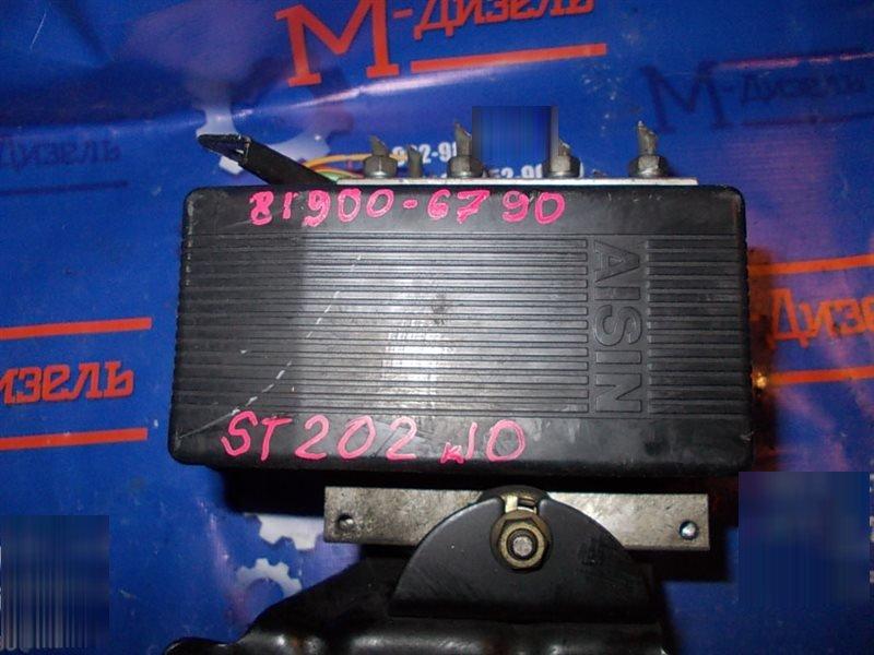 Блок abs Toyota Celica ST202 3S-GE 1998