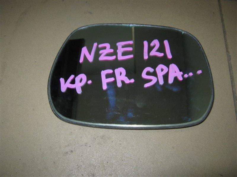 Зеркало боковое Toyota Corolla Spacio NZE121N 1NZ-FE переднее правое