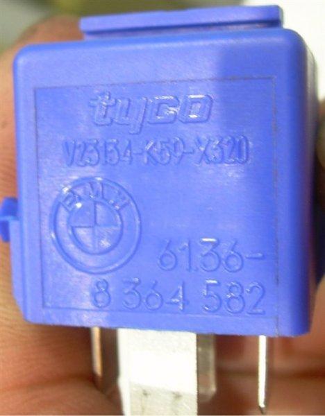 Реле Bmw 318I E46 N42B20 2003